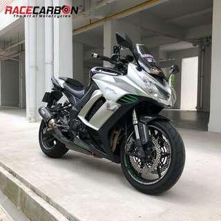 Kawasaki Z1000SX Fairings for Sale/Pre-Order