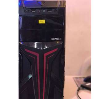 brand new AMD10 genesis system unit.