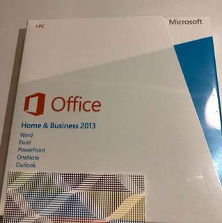MS Office Home & Business 2013