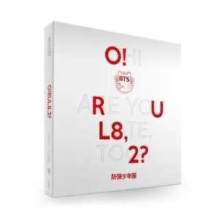 Bts ORUL82? album