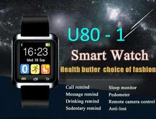 Smart Watch U80-1