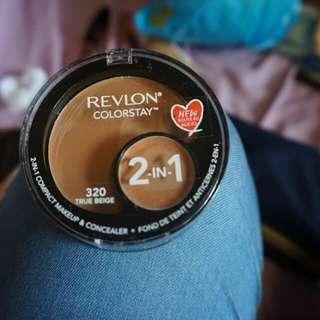 Revlon Colorstay Foundation and Concealer