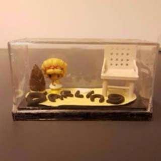 Giveaway - Handmade Koeda Chan Doll House With Miniature Iwako Erasers