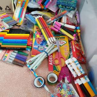 HUGE STATIONARY CLEAROUT!!!