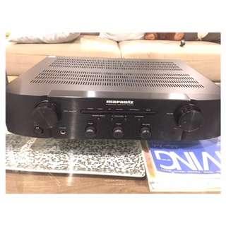 GREAT COMBO!!! MARANTZ AMPLIFIER PM5004 + CAMBRIDGE AUDIO SPEAKERS + Free Floor standing speakers