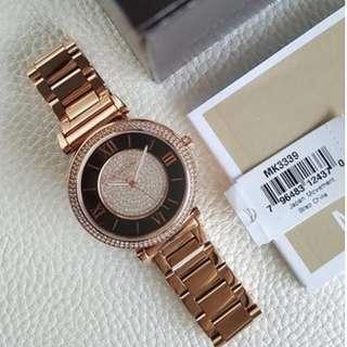 Michael Kors Caitlin Women's Watch, 38mm, MK3339
