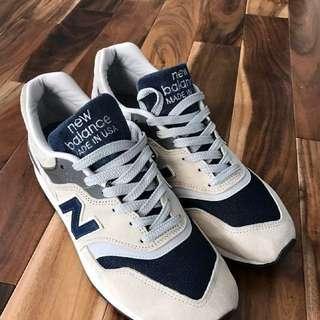 brand new 8ae81 28244 NB X JCrew 997 Moonshot US 8, Men's Fashion, Footwear ...