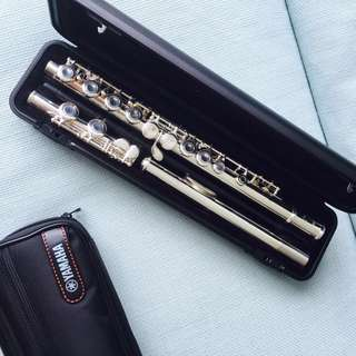 YAMAHA - YFL221 silver plated flute