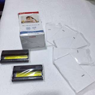Canon Selphy CP900 photo paper