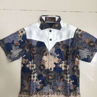 Preloved Shirt Batik