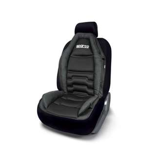 Sparco SPC0900 Racing Backrest (Black)
