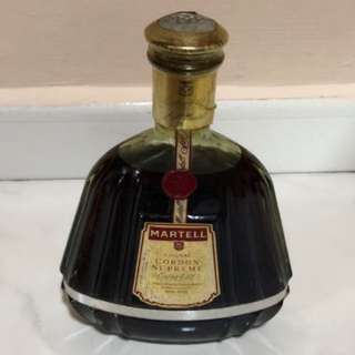 Martell Cordon Supreme Extra Gold 70cl