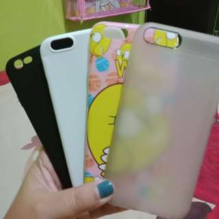 Softcase iphone 6..masih bagus.harga take all yaa..
