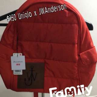 Uniqlo x JWAnderson Backpack