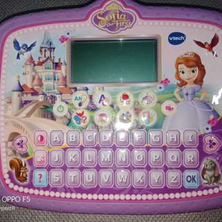 VTech Sophia the First Electronic Acyivity