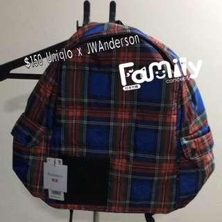 Uniqlo x JWANDERSON backpack