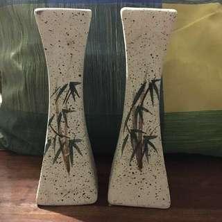 A Pair of Flower Vase