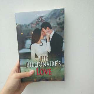 (Titip Jual) The Billionaire's Love (Book One Parker's Family)