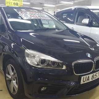 BMW 220I /  2016