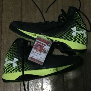 Under Armour Micro G Torch 3