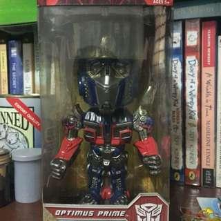 Wacky Wobbler Optimus Prime