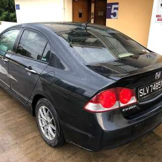 Honda Civic / Honda Stream