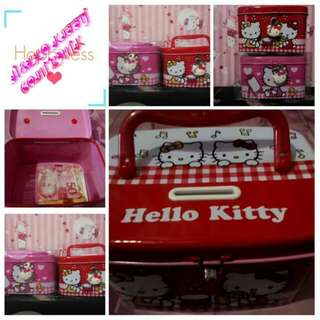 HK Coin Bank Red