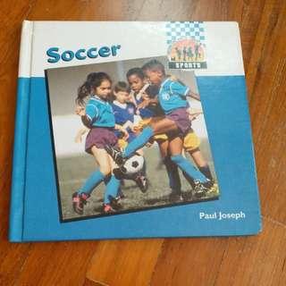 Soccer book
