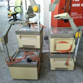 OHP - Overhead projector (5 PCS) @ $ 60 Each
