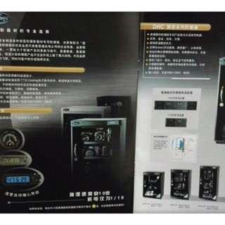 攝影器材數碼防潮箱(95%新)