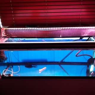 !!! 4ft Fish Tank full set ( One time offer )!!!