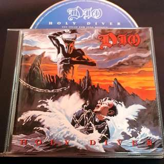 Dio (Holy diver) cd rock