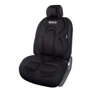 Sparco SPC0903 Racing Backrest(Black)