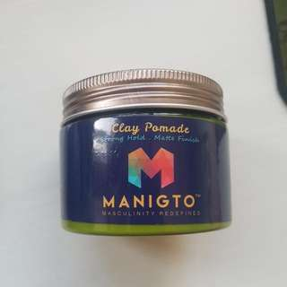 Manigto Clay Pomade