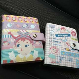 kawaii pocket planner