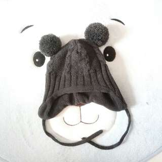 H&M baby bear hat