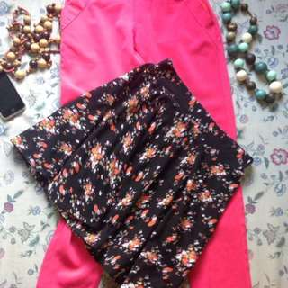 SALE! Skirt and Hot Pink Trouser
