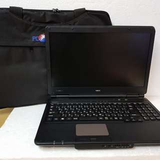 nec celeron laptop with physical store