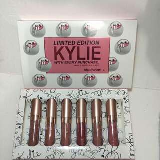 Kylie Lip Cream Set