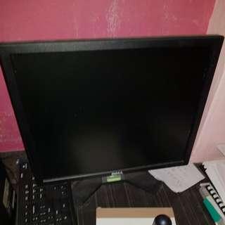 Dell Monitor screen
