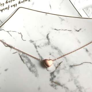 925 Silver Love  Necklace
