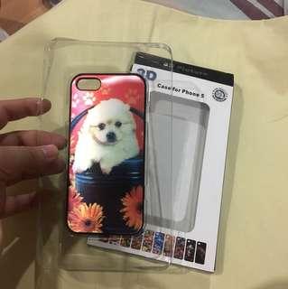 iphone5 3D case