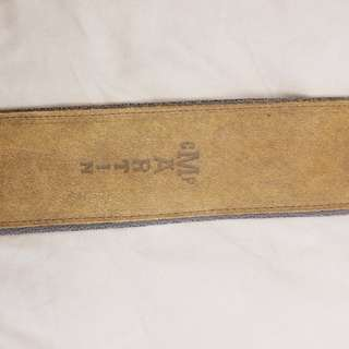 Martin Guitar- leather strap
