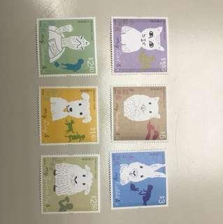 香港兒童郵票