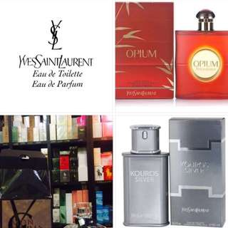 Yves Saint Laurent #AuthenticUSPerfumes