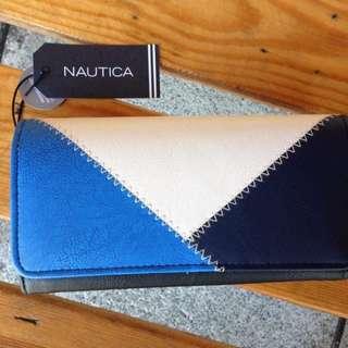Auth.Nautica Long wallet