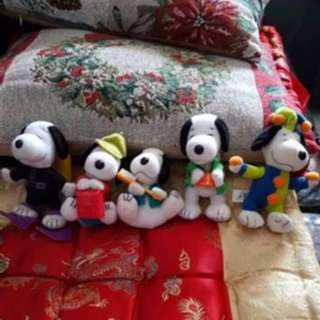 Giveaway - Snoopy Mcdonald Collectibles