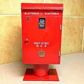 ER Post Box Coins Bank.