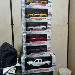 Unioil Cars