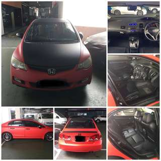 Honda Honda civic 1.8